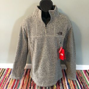 NEW The North Face Half Zip Jacket Pullover XXL